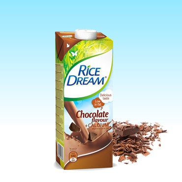 Rice Dream Chocolate Calcium Enriched