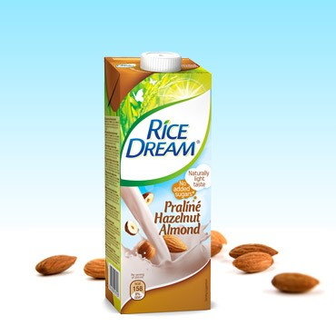 Rice Dream Praline Hazelnut