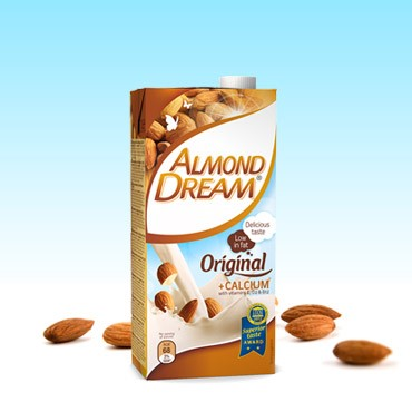 Almond Dream Original Calcium Enriched